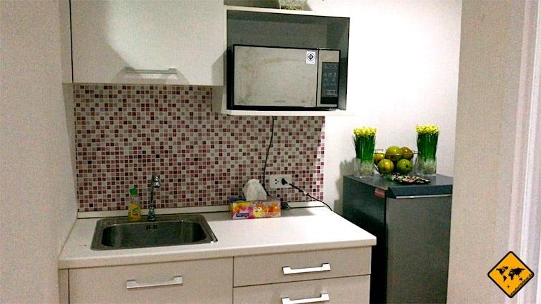 Thailand Preise Unterkunft Küche