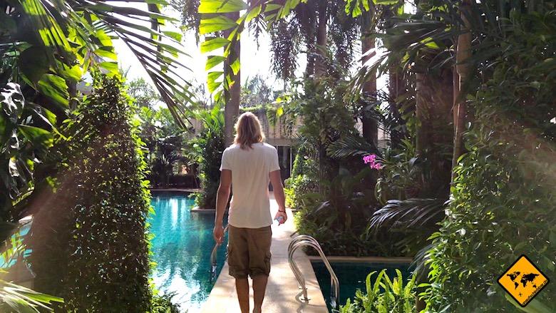 Thailand Preise Unterkunft mit Pool