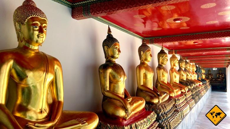 Thailand Rundreise 2 Wochen Kultur Buddha