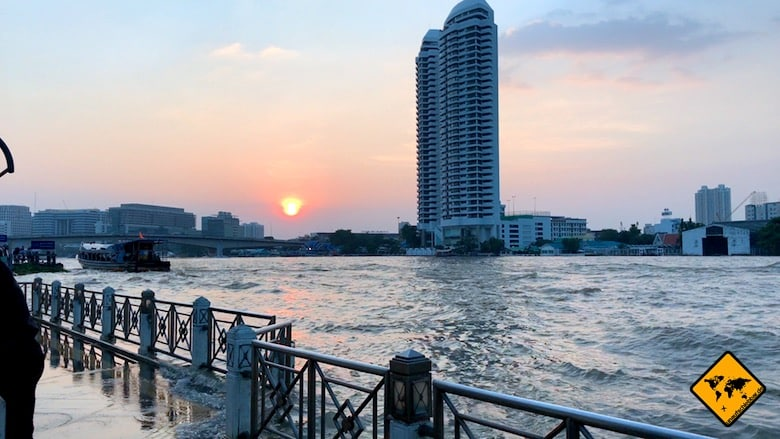 Thailand Rundreise Boote