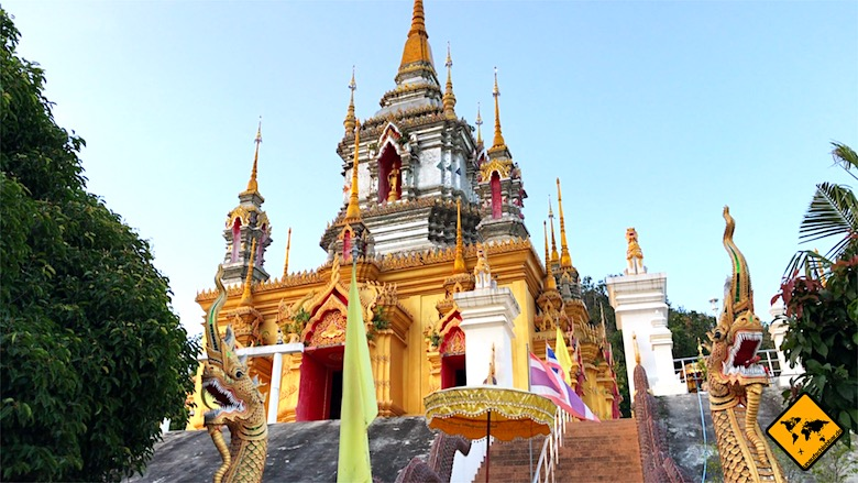 Thailand Rundreise Chiang Mai Tempel