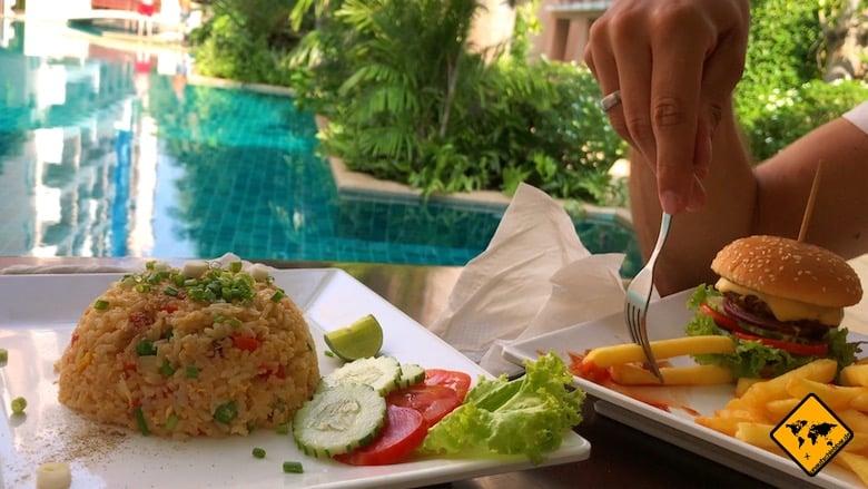 Thailand Rundreise Essen