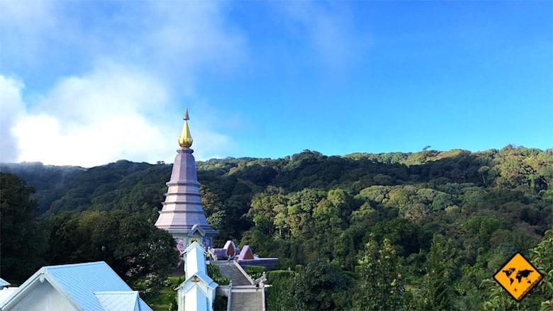 Thailand Rundreise Tipps Doi Inthanon