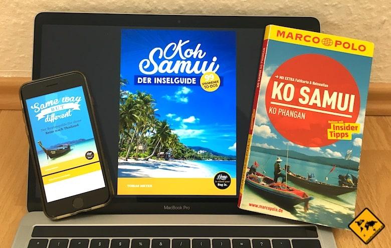 Thailand Rundreise Tipps Reiseführer