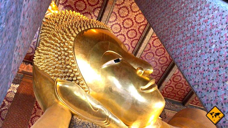 Thailand Rundreise Wat Pho