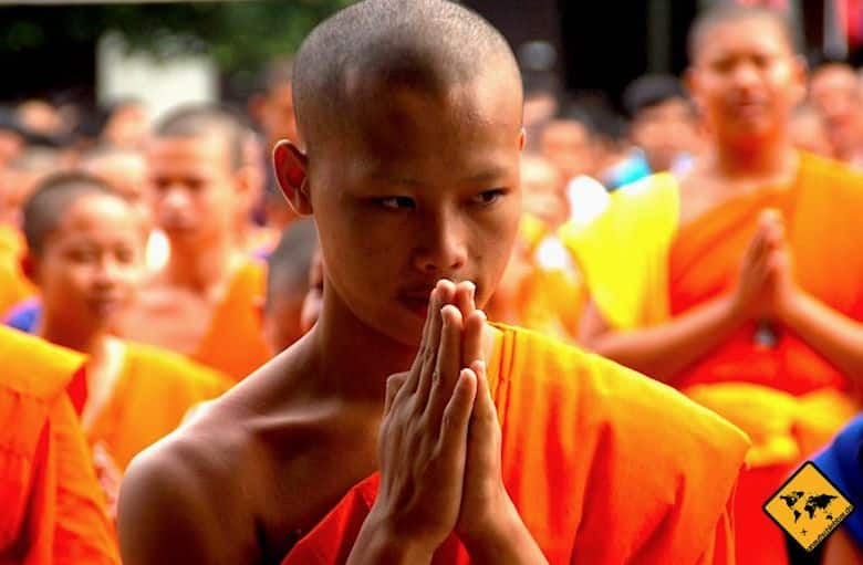 Thailand oder Bali Buddhismus