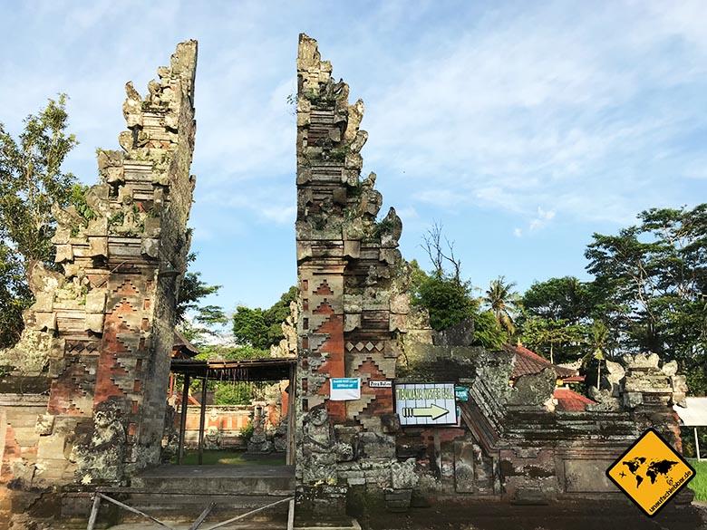 Tibumana Hindu-Tempel