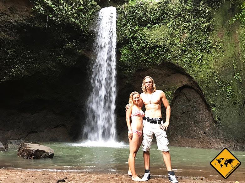 Tibumana Waterfall Bali beste Besuchszeit