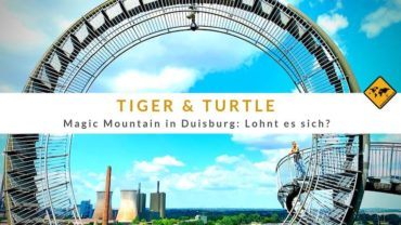 Tiger and Turtle Magic Mountain (Duisburg): Lohnt es sich?