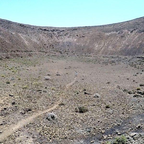 Timanfaya Nationalpark Lanzarote wandern