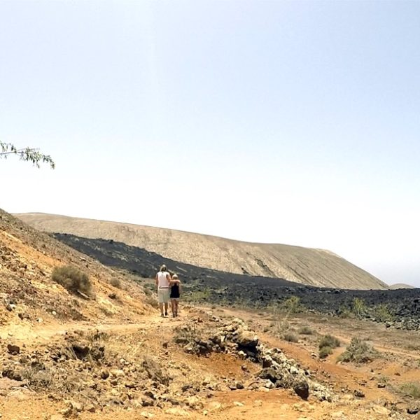 Timanfaya Nationalpark Wanderungen Krater 1