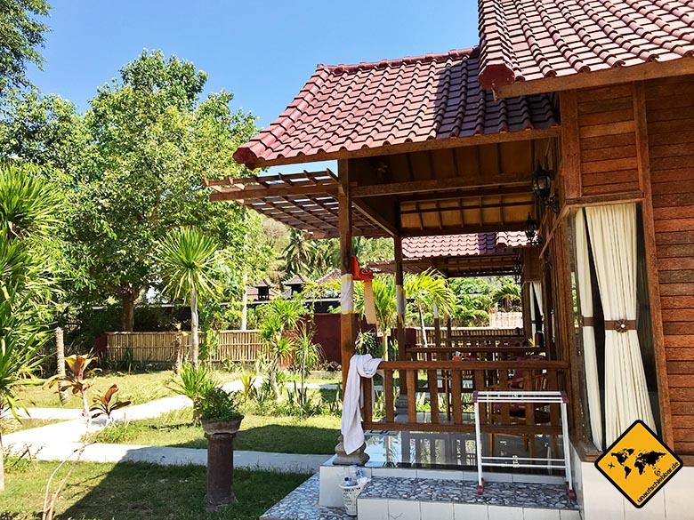 Timbool Bungalow Nusa Penida