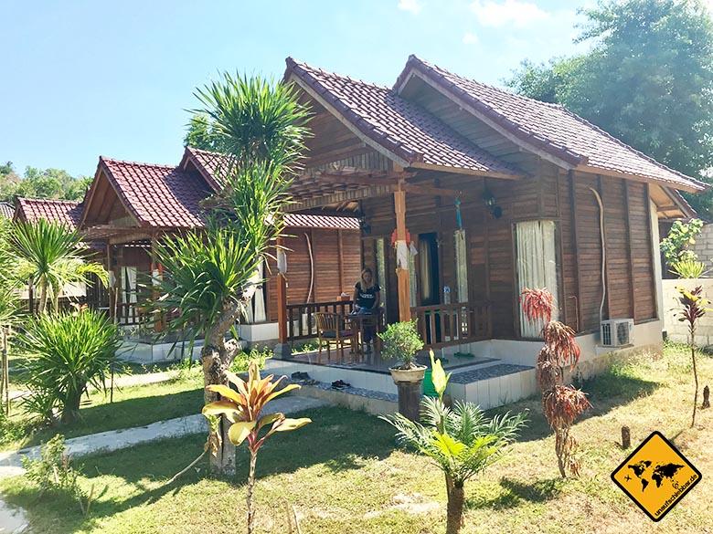 Timbool Bungalows Nusa Penida