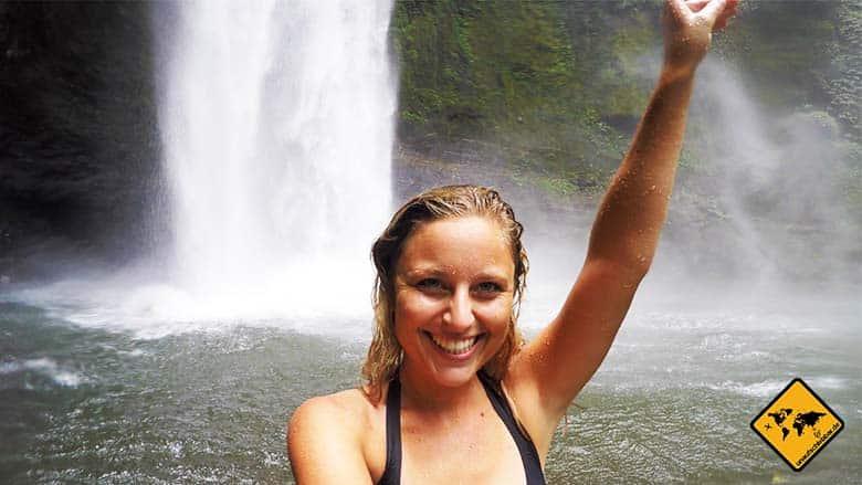Tipps für Bali Nungnung Waterfall