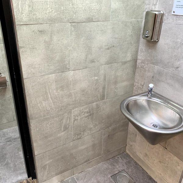 Toilette Jumeirah Public Beach