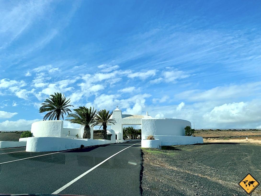 Tor Costa Teguise Lanzarote Zufahrt
