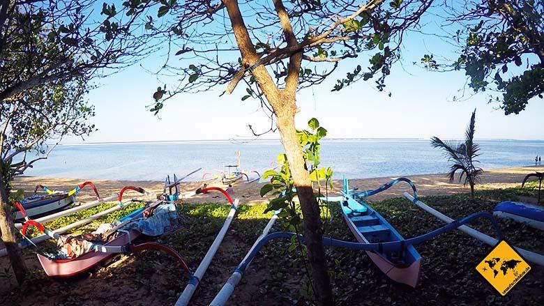 Transfer Bali Lombok Hafen Sanur