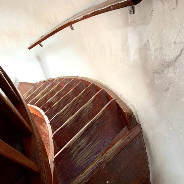 Treppe Mühle Jardín de Cactus Lanzarote