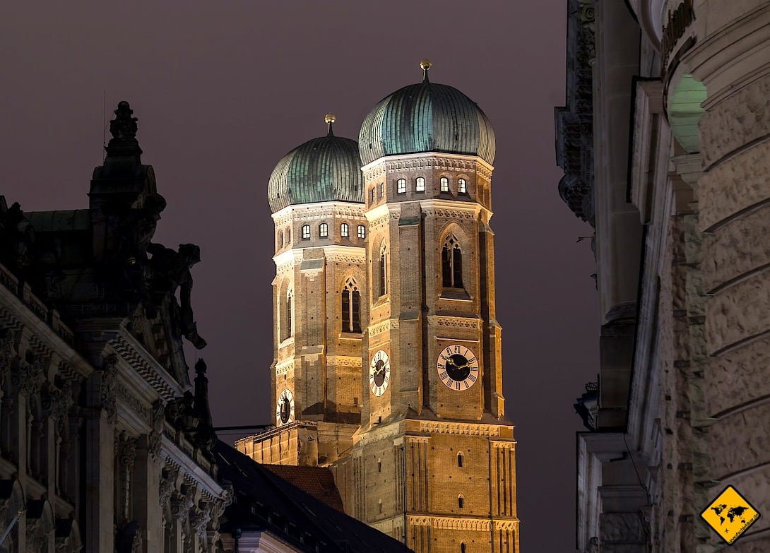 Türme Frauenkirche München