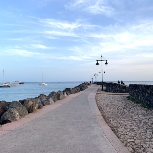 Uferpromenade Puerto del Rosario Fuerteventura