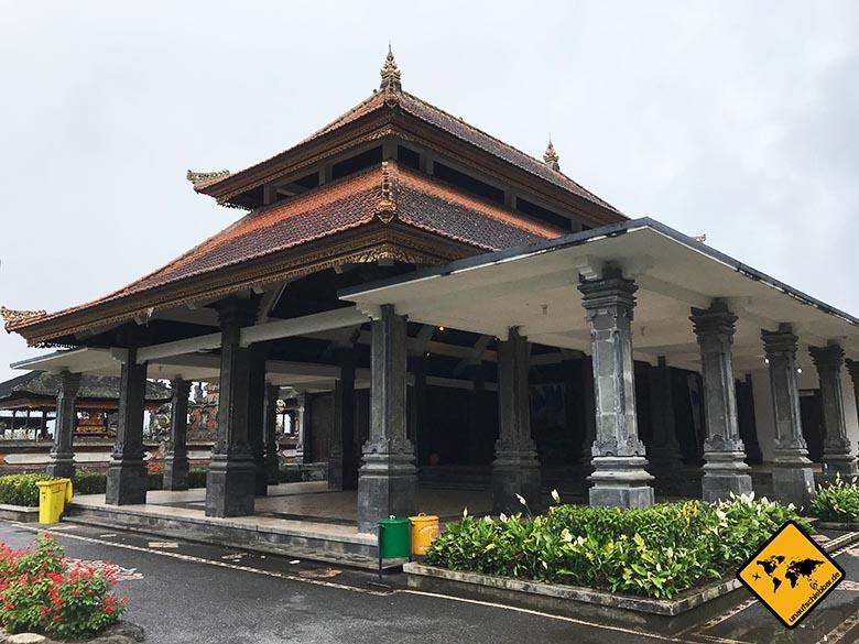Ulun Danu Temple Innenhof