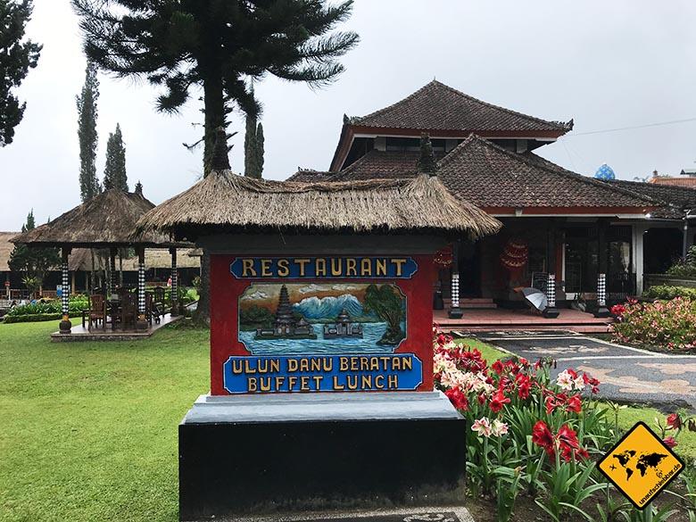 Ulun Danu Temple Warung