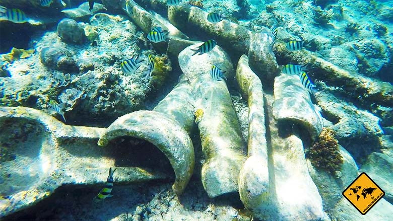 Unterwasserwelt Gili Air