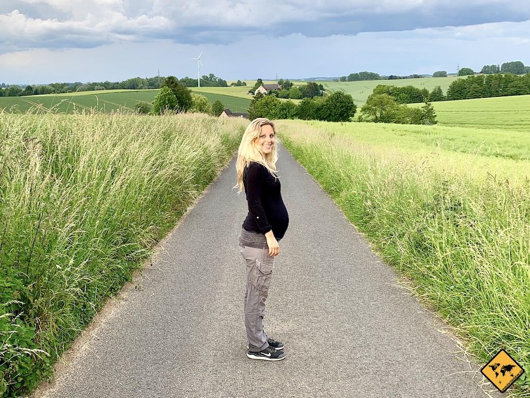Urlaub in der Schwangerschaft Deutschland
