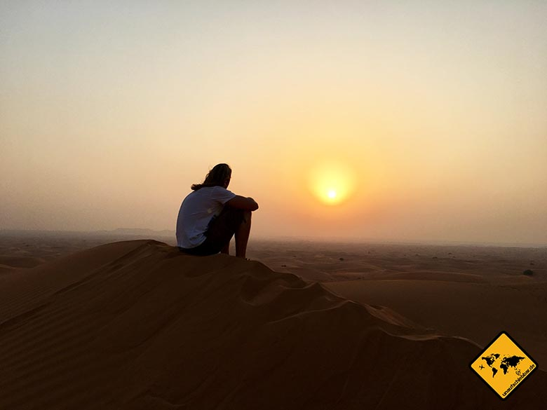 Urlaubsschnäppchen Stopover Dubai