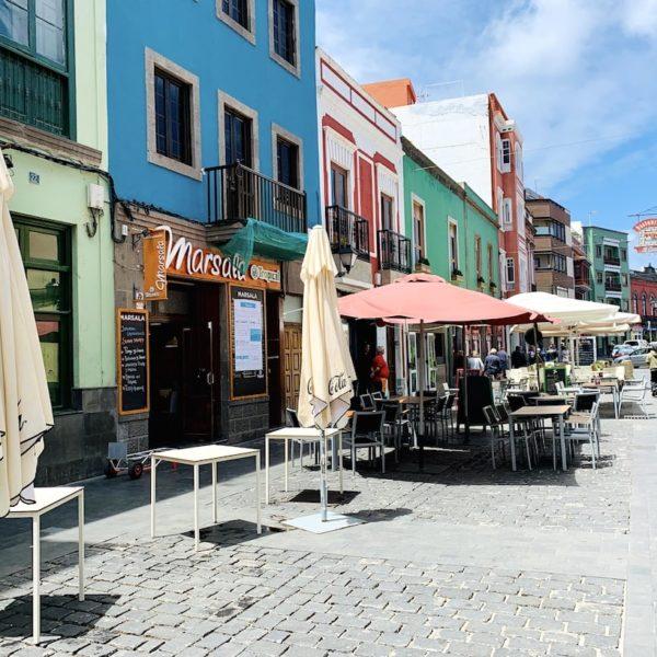 Vegueta Gran Canaria Altstadt