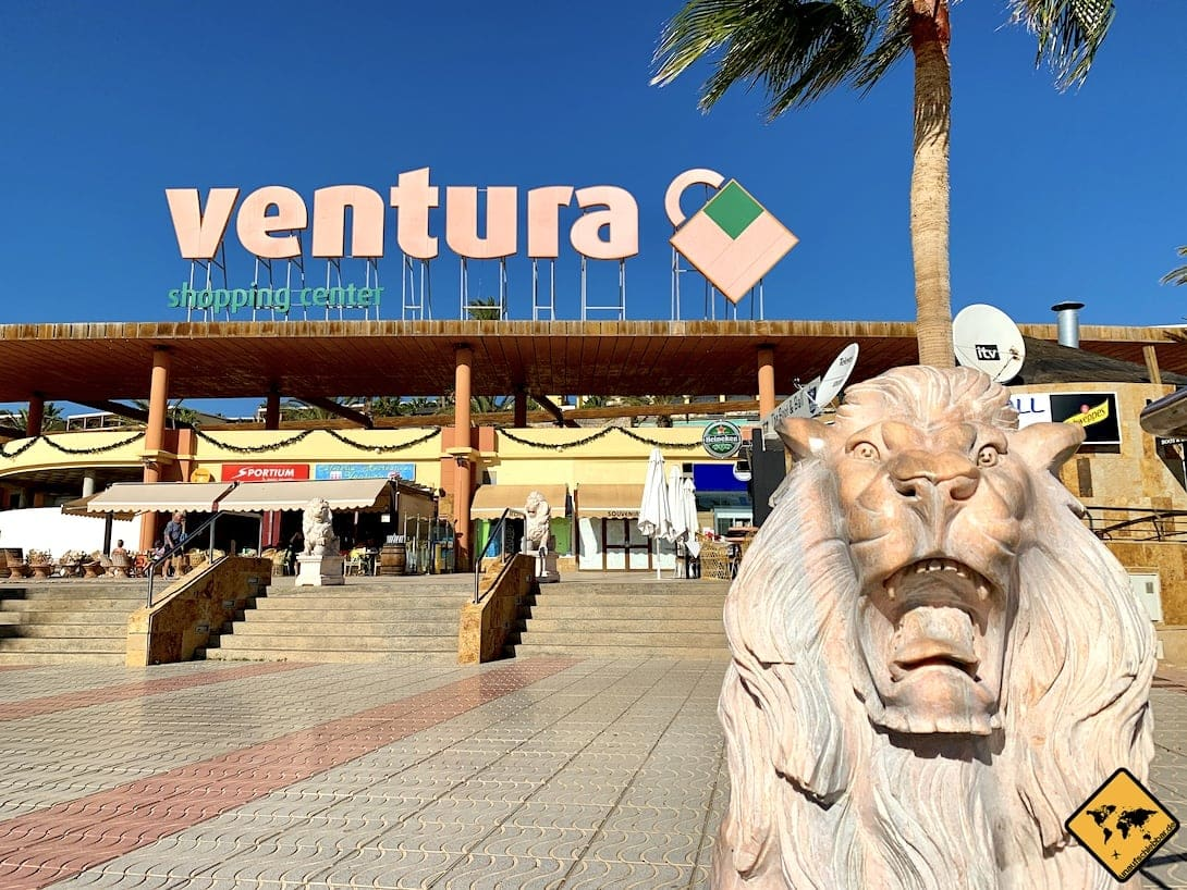 Ventura Shopping-Center Morro Jable Fuerteventura