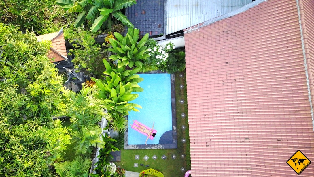 Villa Pool Kuta Bali