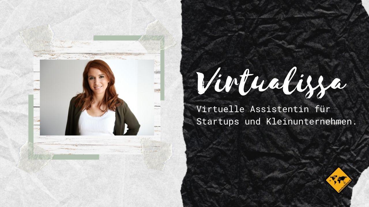 Virtuelle Assistentin Grafiken erstellen lassen