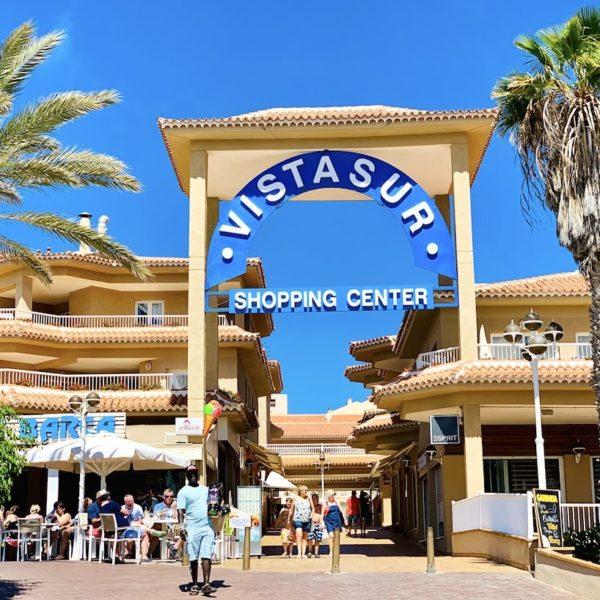 Vista Sur Shopping Center Los Cristianos