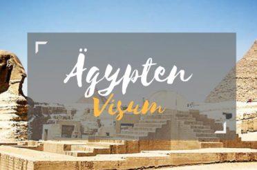 Visum Ägypten beantragen (online) – alle Infos zu Kosten, Preis & Dauer