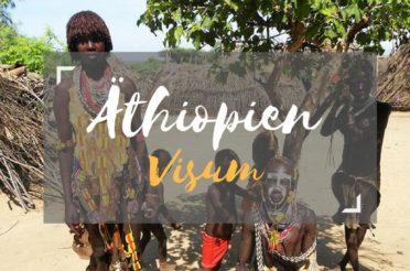 Visum Äthiopien beantragen – Antragsformular, Kosten & Botschaft