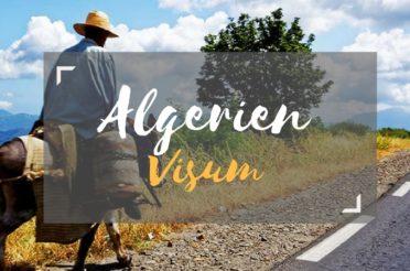 Visum Algerien für Deutsche in Frankfurt o. Berlin beantragen