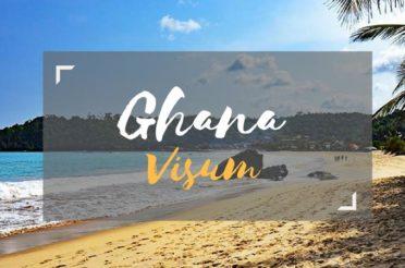 Visum Ghana beantragen – So kriegst du es besonders schnell