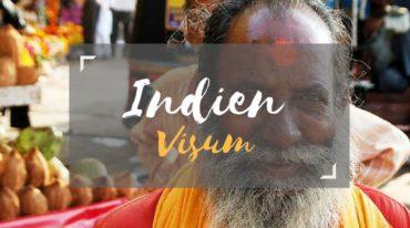 Visum Indien beantragen online: Touristenvisum, Kosten, Dauer etc.