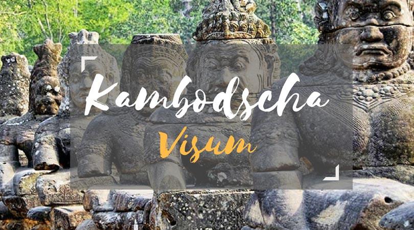 Visum Kambodscha online beantragen FB