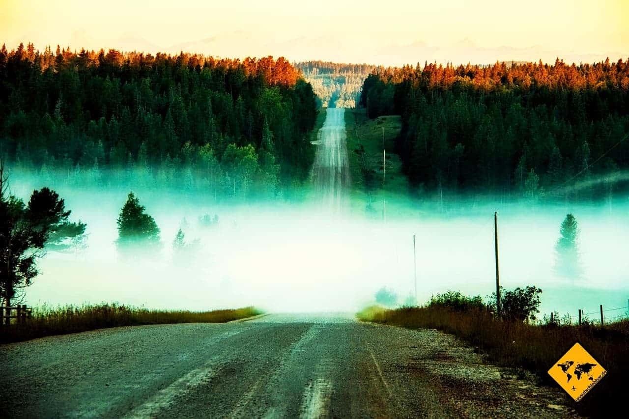 Visum Kanada Landschaft