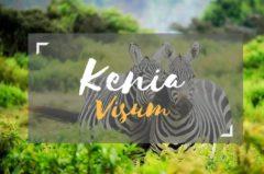 Visum Kenia online beantragen – So kriegst du es schnell & problemlos