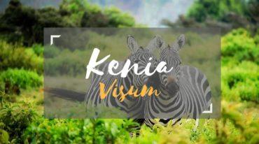 Visum Kenia online beantragen