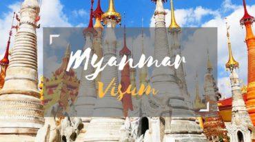 Visum Myanmar online beantragen