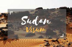 Visum Sudan – Schritt für Schritt das Visum beantragen