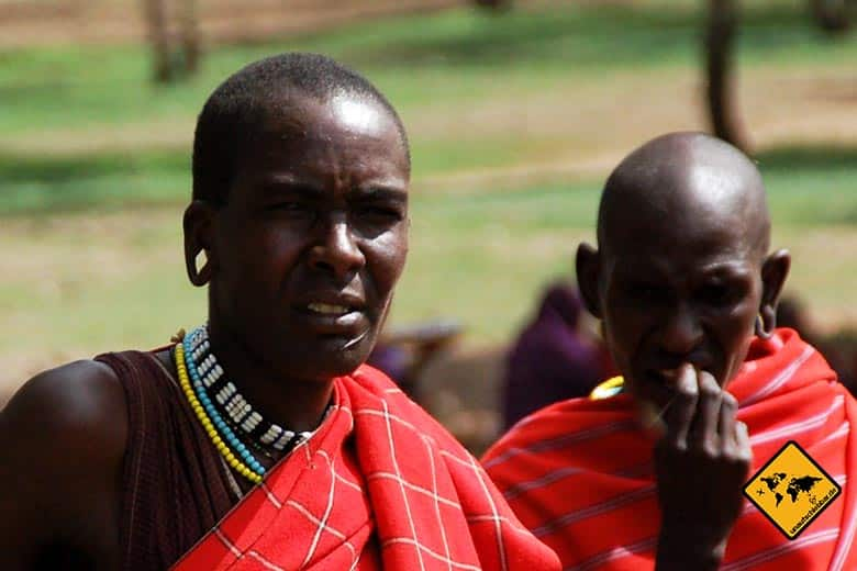 Visum Tansania Einheimische