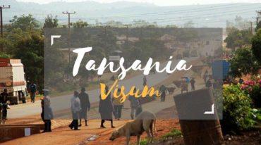 Visum Tansania beantragen