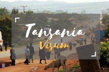 Visum Tansania beantragen – So kriegst du es online (Kosten, Formular…)