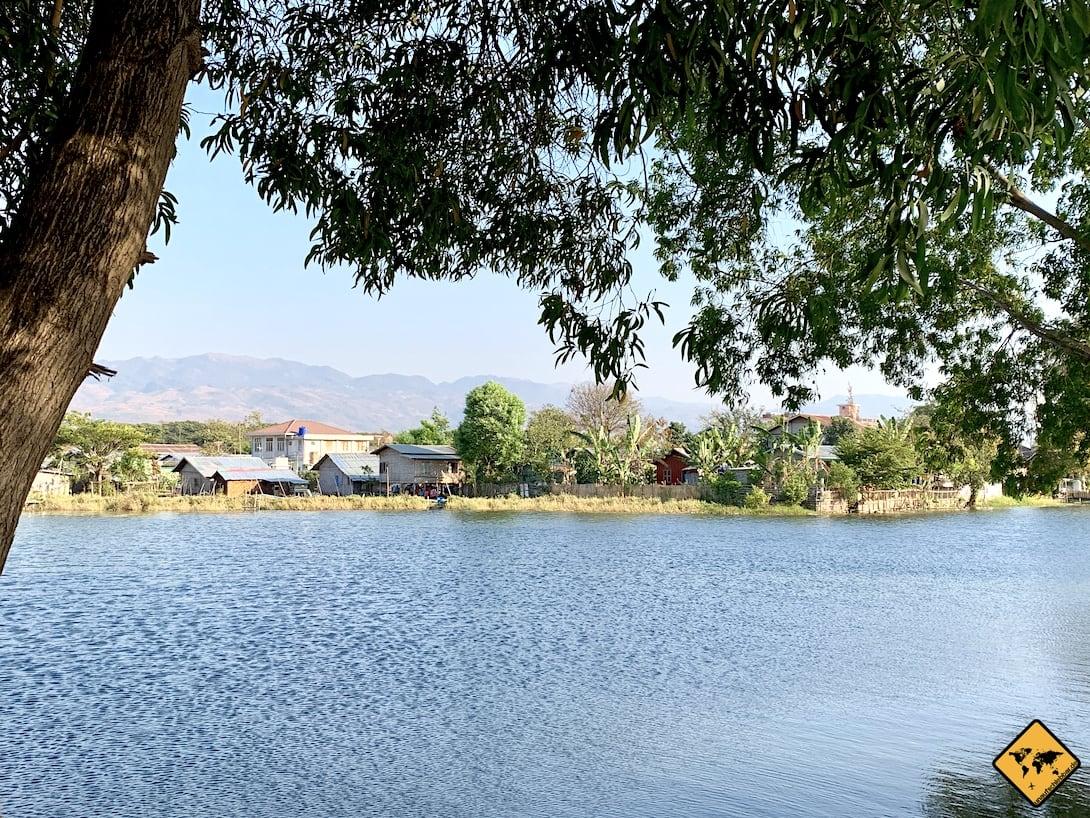 Vom Inle Lake nach Bagan