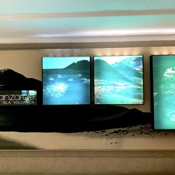 Vulkanmuseum Jameos del Agua Lanzarote